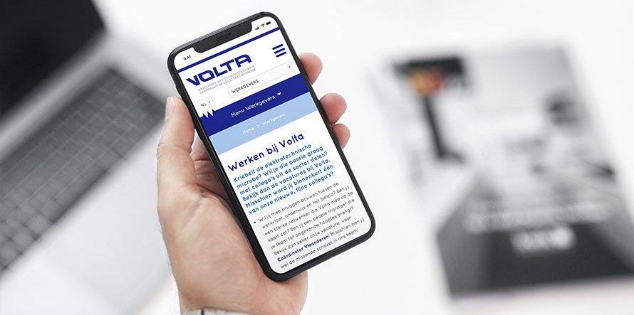 Volta project Dazzle