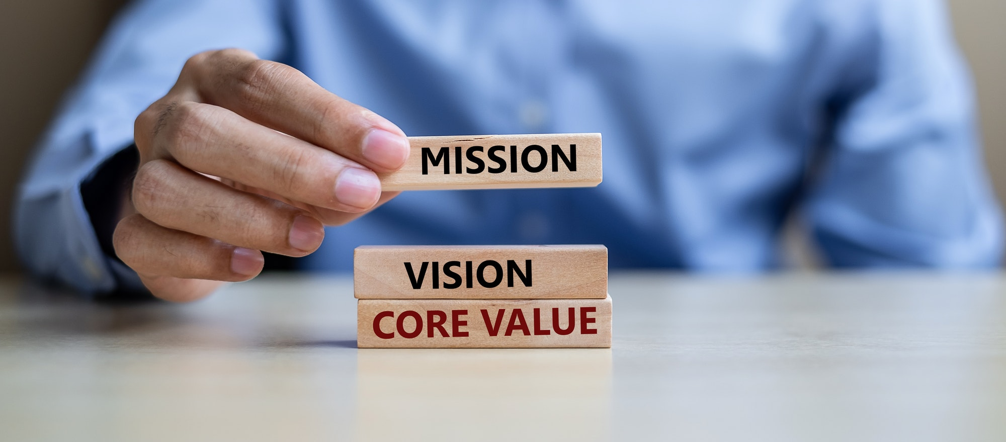 Mission Vision Core Value