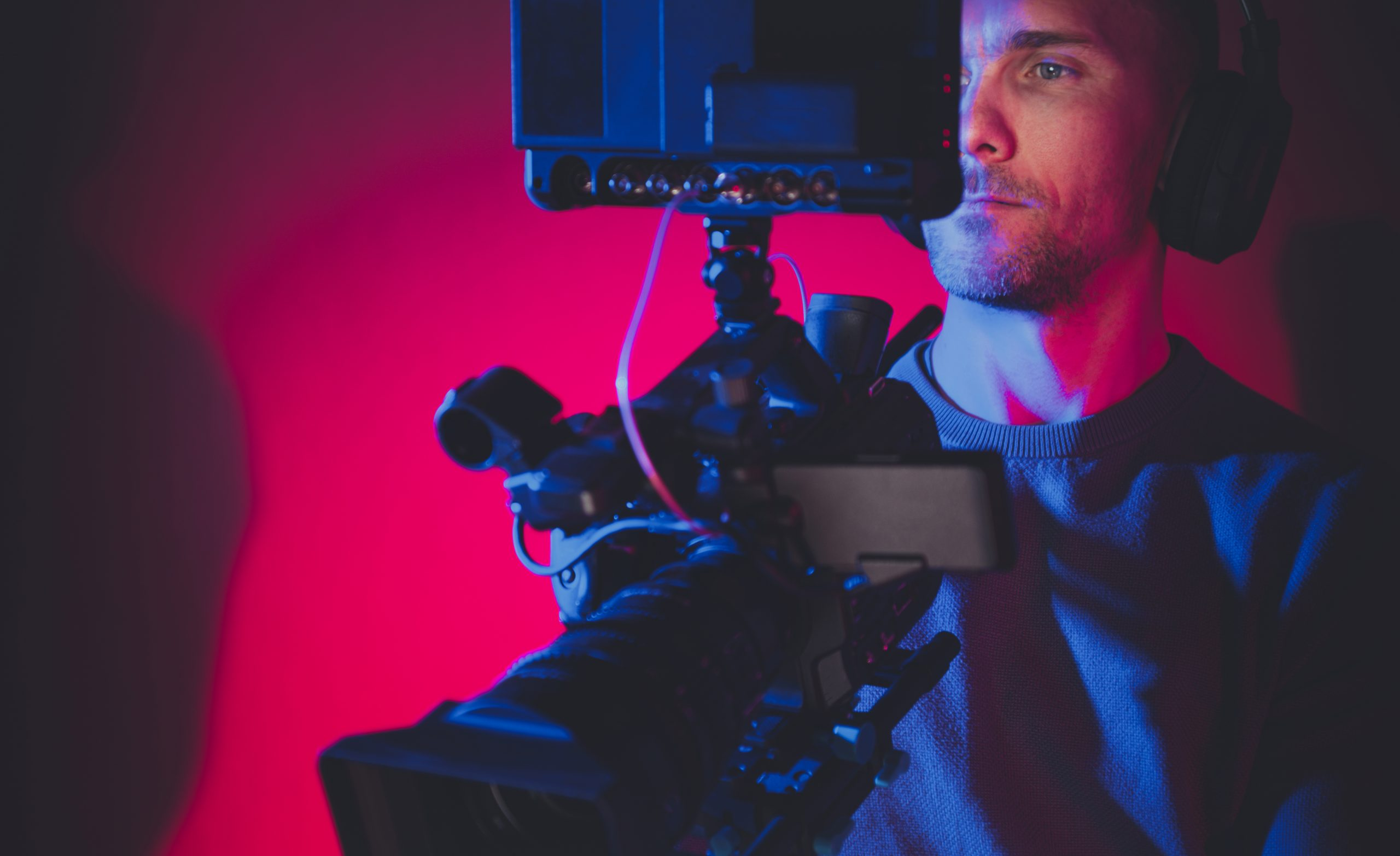 Jobstudent cameraman/vrouw